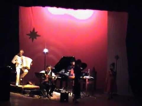 Il teatro-canzone della Compagnia Angeli del non-dove (fine anni '90)