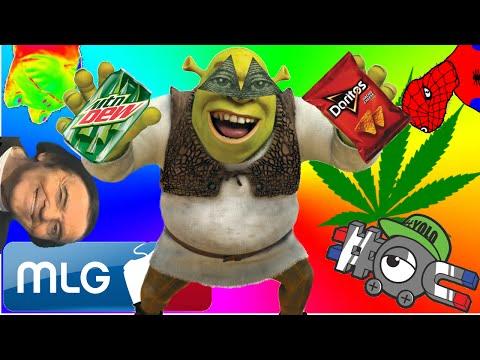get shrekt dubstep remix game of the year 420blazeit mp3 mp4