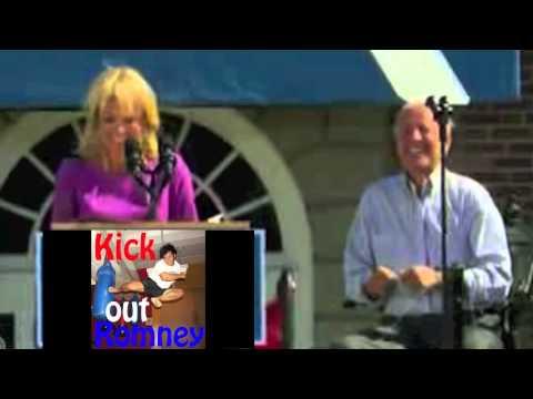 Jill Biden SEEN JOE UP CLOSE Joe sexual joke vice president vp dartmouth college new hampshire