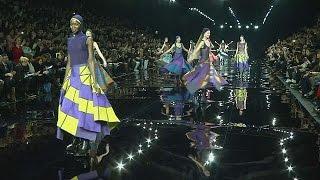 Paris Moda Haftası'nda dünya karması