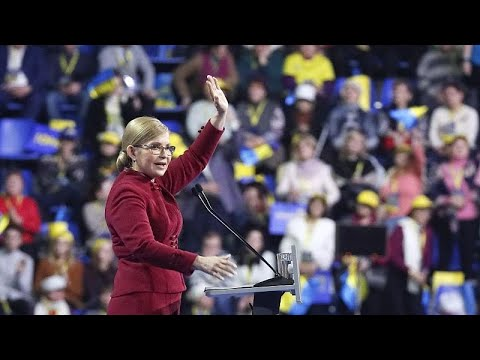 Ανακοίνωσε την υποψηφιότητά της η Τιμοσένκο