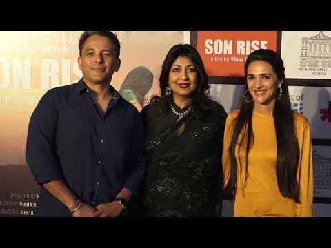 Star Studded Premiere Of Film Son Rise