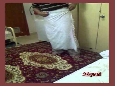 how to perform ihram for umrah