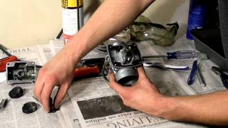 8. How To Clean a Snowmobile Carburetor
