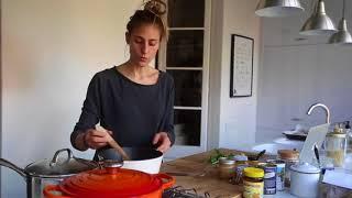 Batch cooking: optimiza tu tiempo en la cocina.