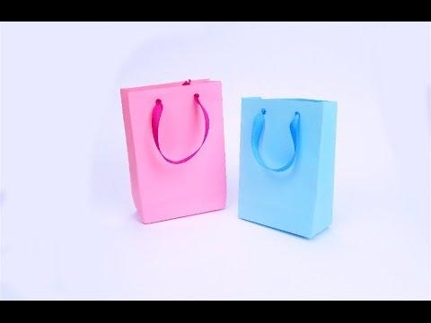 Come realizzare una busta regalo con un semplice foglio di carta