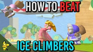 How to Beat Ice Climbers ft. CDK – SSBM Tutorials