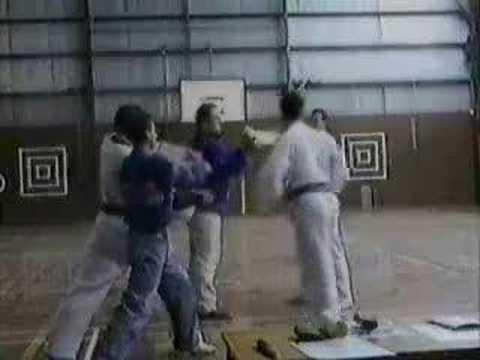 學武術的爆笑短片,只能說每一腳都很痛!
