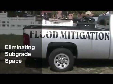 PROACTIVE FLOOD MITIGATION - Filling in a Subgrade Enclosure in a Flood Zone Thumbnail