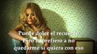 Gloria Trevi Vestida De Azucar Letra