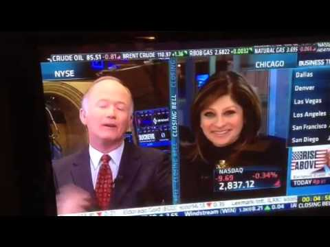 More CNBC comedy
