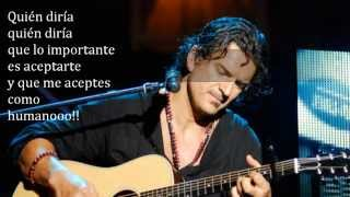 Ricardo Arjona - Quién Diría (Original + introducción)