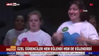 Engelsiz Mehteran Takımımızın Gösterisi - Akit Tv