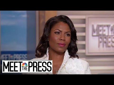 Omarosa: 'I Had A Blind Spot Where It Came To Donald Trump' (Full) | Meet The Press | NBC News
