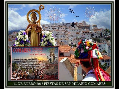 Fiestas de San Hilario, Comares
