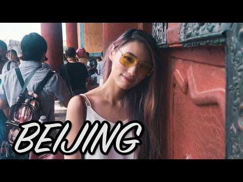 BEIJING VLOG | Things to do in Beijing! | Alicia Tan & Joseph Germani