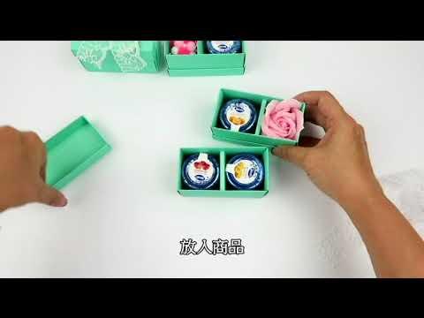 幸福婚禮小物 喜糖盒輕鬆組 喜糖盒DIY