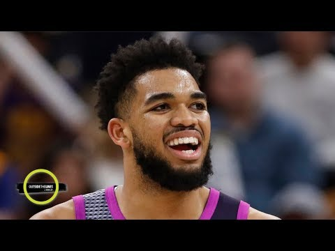 Video: Karl-Anthony Towns is the cornerstone of the Timberwolves - Gersson Rosas | Outside the Lines