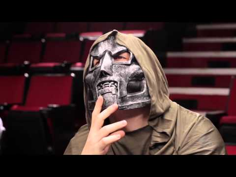 Comic Book Villains Take an Improv Class