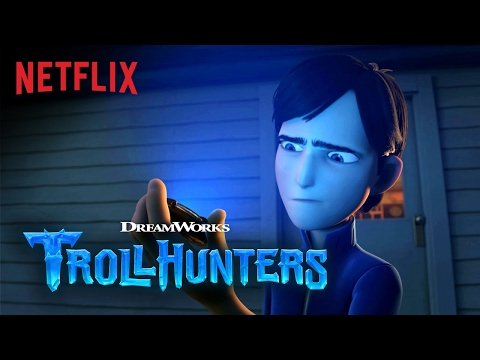 Trollhunters Season 1 (Clip 'Jim Becomes the Trollhunter')
