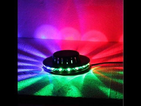 48 LED Auto Voice-activated LED RGB Bar Party Disco DJ Stage Light