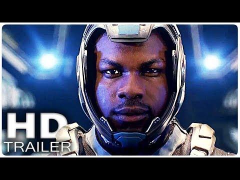 PACIFIC RIM 2 UPRISING Teaser Trailer (2018)