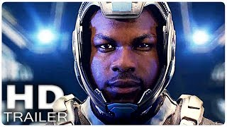 First Teaser Trailer for Pacific Rim 2 Uprising