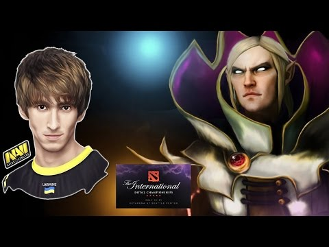 Dendi Invoker in Dota 2 vs Cloud9 The International 4