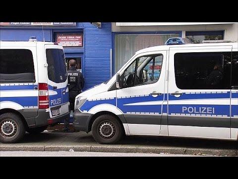 Γερμανία: Αντιτρομοκρατικές επιχειρήσεις και νέα μέτρα ασφαλείας