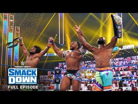 WWE SmackDown Full Episode, 09 October 2020