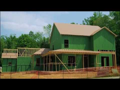 ZIP System® Roof and Wall Sheathing-Speed and Ease of Installation