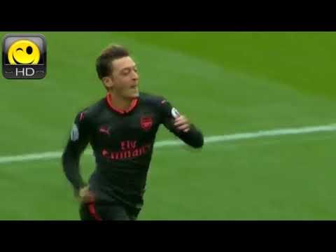 Everton vs Arsenal 2 - 5  All  Goals & Extended Highlights Premier League