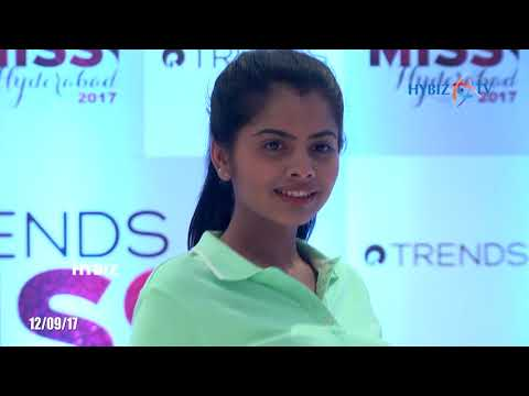 , Arunima Suresh Contestant of Miss Hyderabad 2017