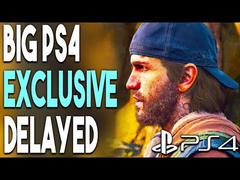 PS4 EXCLUSIVE Delayed! New FREE TO PLAY PS4 Game Coming?!