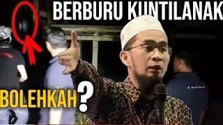 Video BOLEHKAH BERBURU HANTU & SETAN⁉️ - Ustadz Adi Hidayat LC MA MP3, 3GP, MP4, WEBM, AVI, FLV Mei 2019