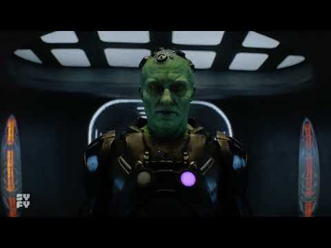 "BRAINIAC REVEALED! - Krypton Episode 9 ""Hope"""