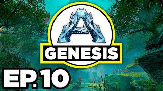 ARK: Genesis Ep.10 - • JUST A HOP, SKIP, AND A JUMP AWAY MISSION!!! (Modded Gameplay / Let's Play)