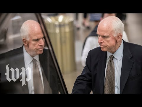 Sen. John McCain's 'thumbs down' vote against repealing Obamacare: An oral history