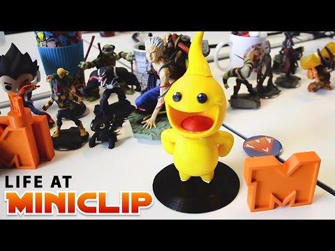 Life at Miniclip