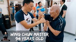 Video 94 Year Old Wing Chun Grandmaster (Ip Chun) - Martial Diaries_013 MP3, 3GP, MP4, WEBM, AVI, FLV November 2018