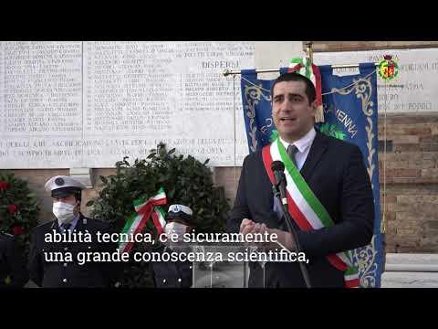 25 aprile 2020, le celebrazioni a Ravenna del 75° anniversario della Liberazione