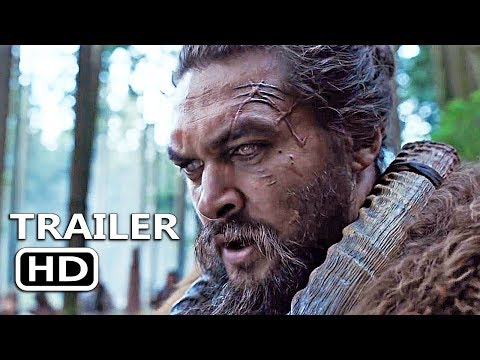 SEE Official Trailer (2019) Jason Momoa, Apple TV Series