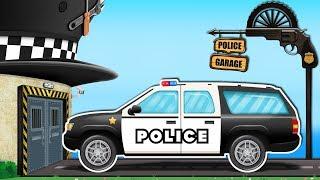 Video Kids Playtime | Rusty Car Garage | Police SUV | Police Car | Street Vehicles MP3, 3GP, MP4, WEBM, AVI, FLV Agustus 2018
