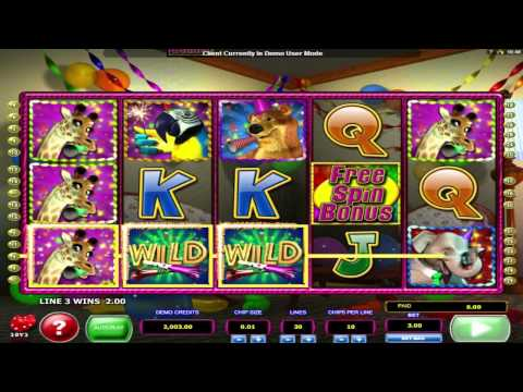 Wild Birthday Blast™ slot machine by 2by2 Gaming | Game preview by Slotozilla