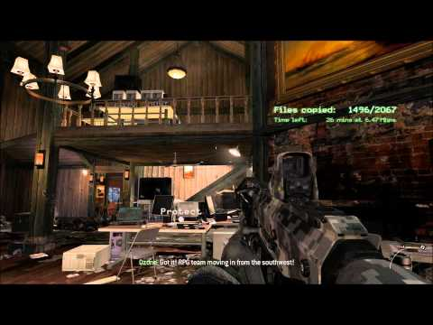 Call Of Duty: Modern Warfare 2 - Call Of Duty Modern warfare 2 - mission 15.