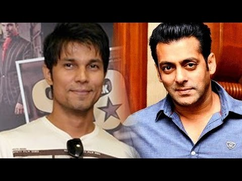 SALMAN - Randeep Hooda has worked with Salman Khan in Kick. He was asked what he thinks of working with such a popular name. Was his experience with the Khan good or bad? To know more, click the ...