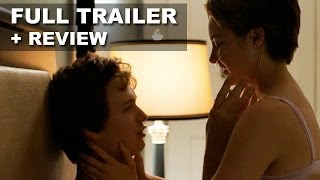 Nonton The Fault In Our Stars Official Trailer   Trailer Review   Extended   Hd Plus Film Subtitle Indonesia Streaming Movie Download