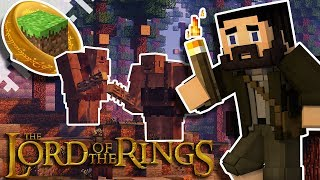 Lord Of The Rings Minecraft Adventure! :: NEVER Thought It Would Happen This Way... :: EP16