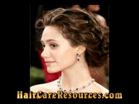 Formal Hairstyles 2012