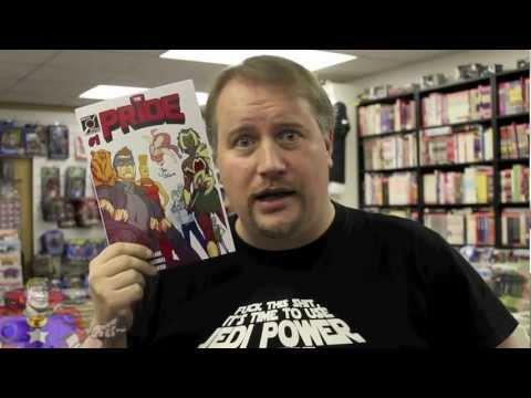 CGU #1 Independent Welsh Comics!!!
